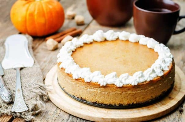 The best FRESHEST easy pumpkin pie recipe you can make! This homemade Garden Fresh Pie recipe uses fresh pumpkin puree made from scratch from your garden pumpkins. This homemade pie recipe is easy to make with condensed milk, a pie crust and plenty of fall spices. Make sure to add whipped cream to the top of the pie for decoration! This is always the most requested of all Thanksgiving desserts!