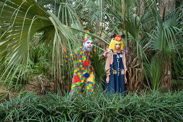 Disney World Mickey's Not-So-Scary Halloween Party