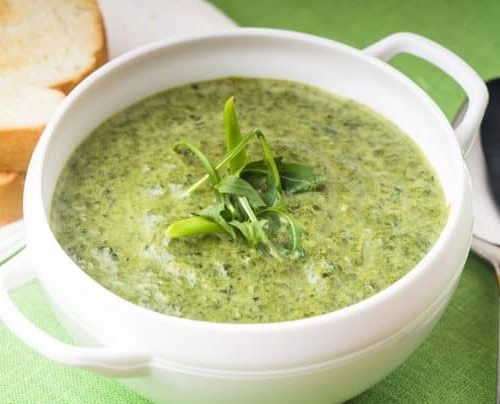Creamy Lettuce Soup It S Easy To Make This Healthy Recipe