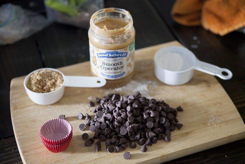 Homemade Peanut Butter CupsIMG_3414