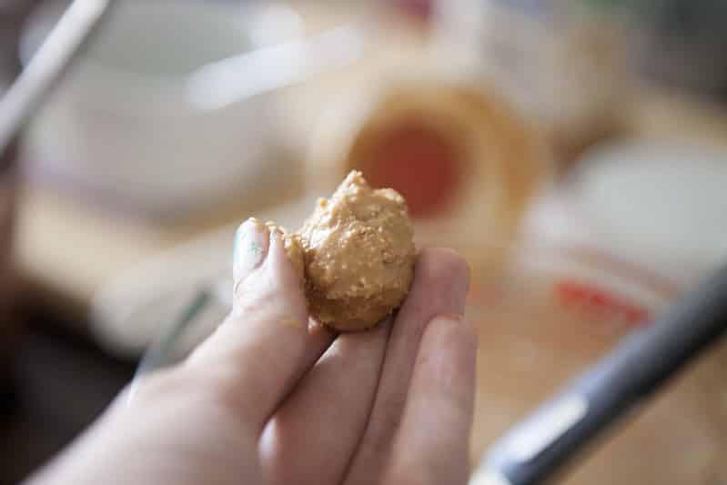 Homemade Peanut Butter CupsIMG_3424