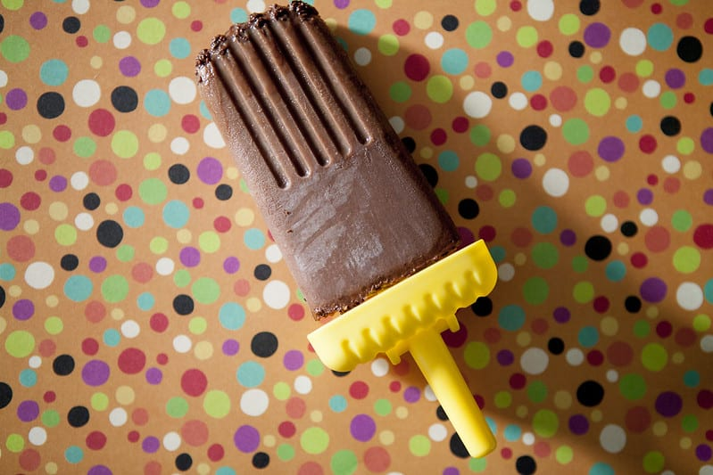 Creamy Chocolate Nutella PopsiclesIMG_3875