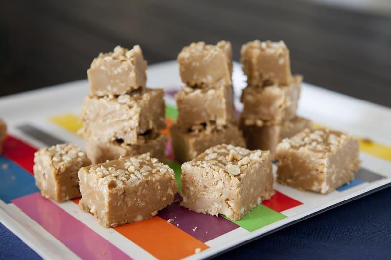 Crispy Peanut Butter FudgeIMG_4419