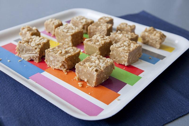 Crispy Peanut Butter FudgeIMG_4456