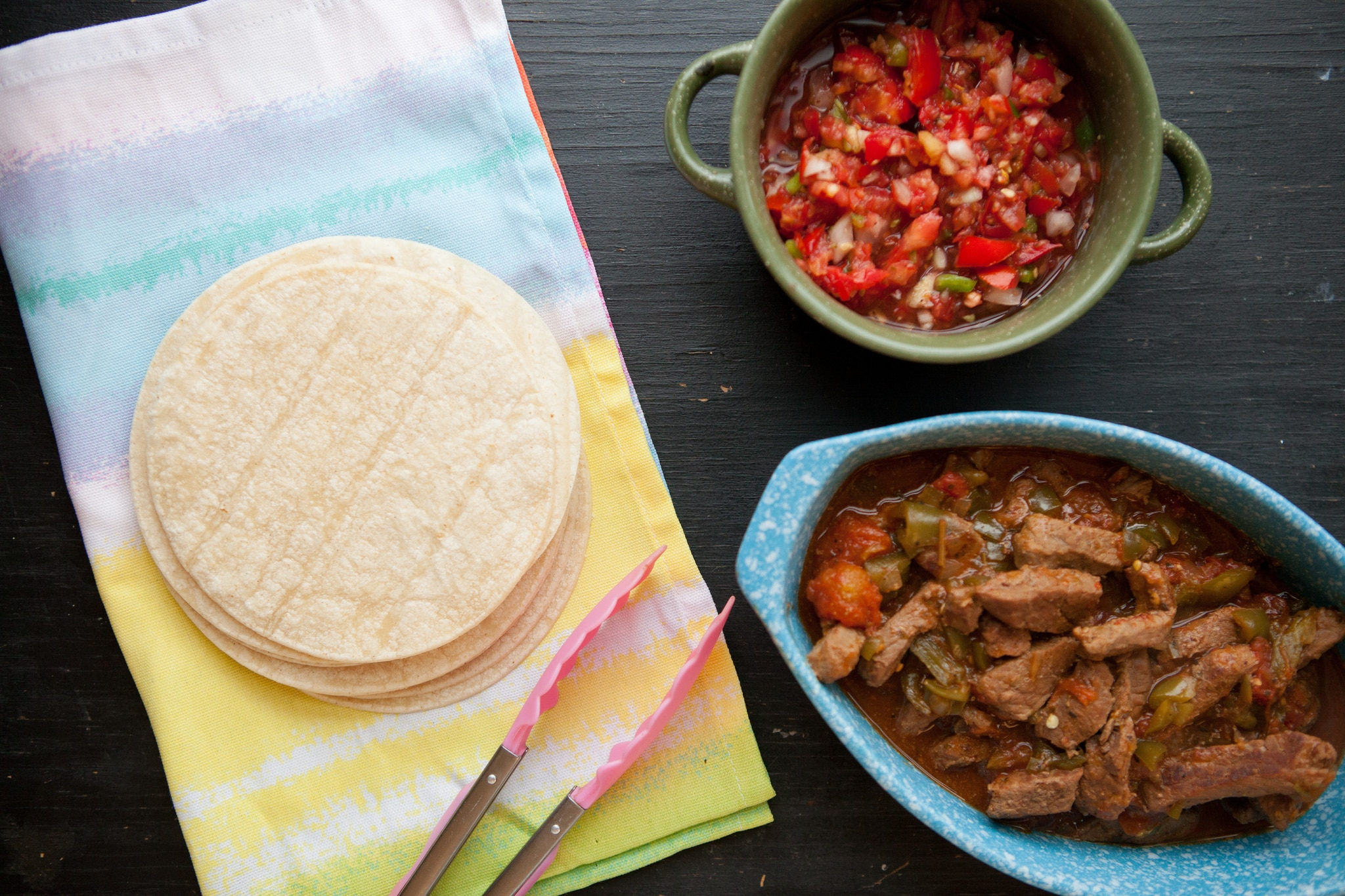 Slow Cooker Pepper Steak TacosIMG_4242