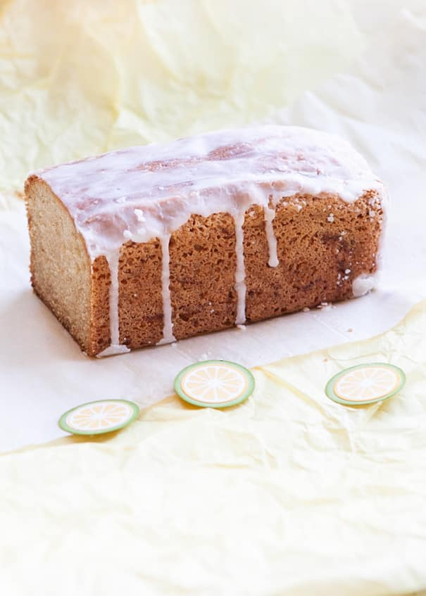 RECIPE for the BEST fluffy and moistLemon Glazed Zucchini Bread! There's 2 cups of grated fresh zucchini baked into this easy to make beautiful bread. On topthere's alemon powdered sugar glaze frosting!