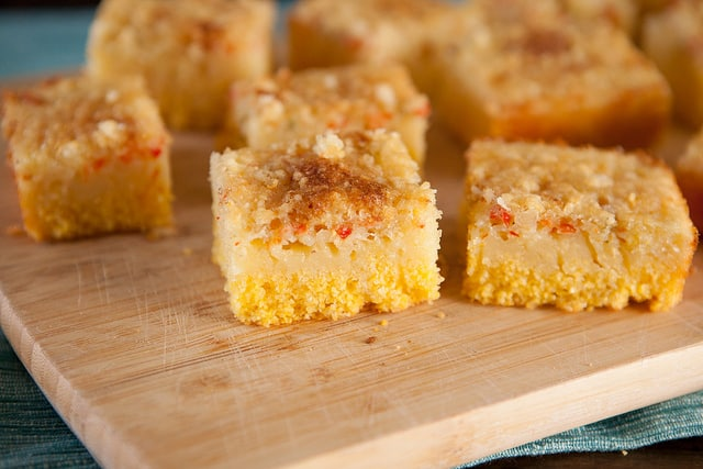EASY, MOIST Jalapeno Cornbread! This Southern recipe uses buttermilk to make the cornbread extra soft! The Jalapenos give it a little Mexican taste! I always serve homemade cornbread with dinner casseroles!