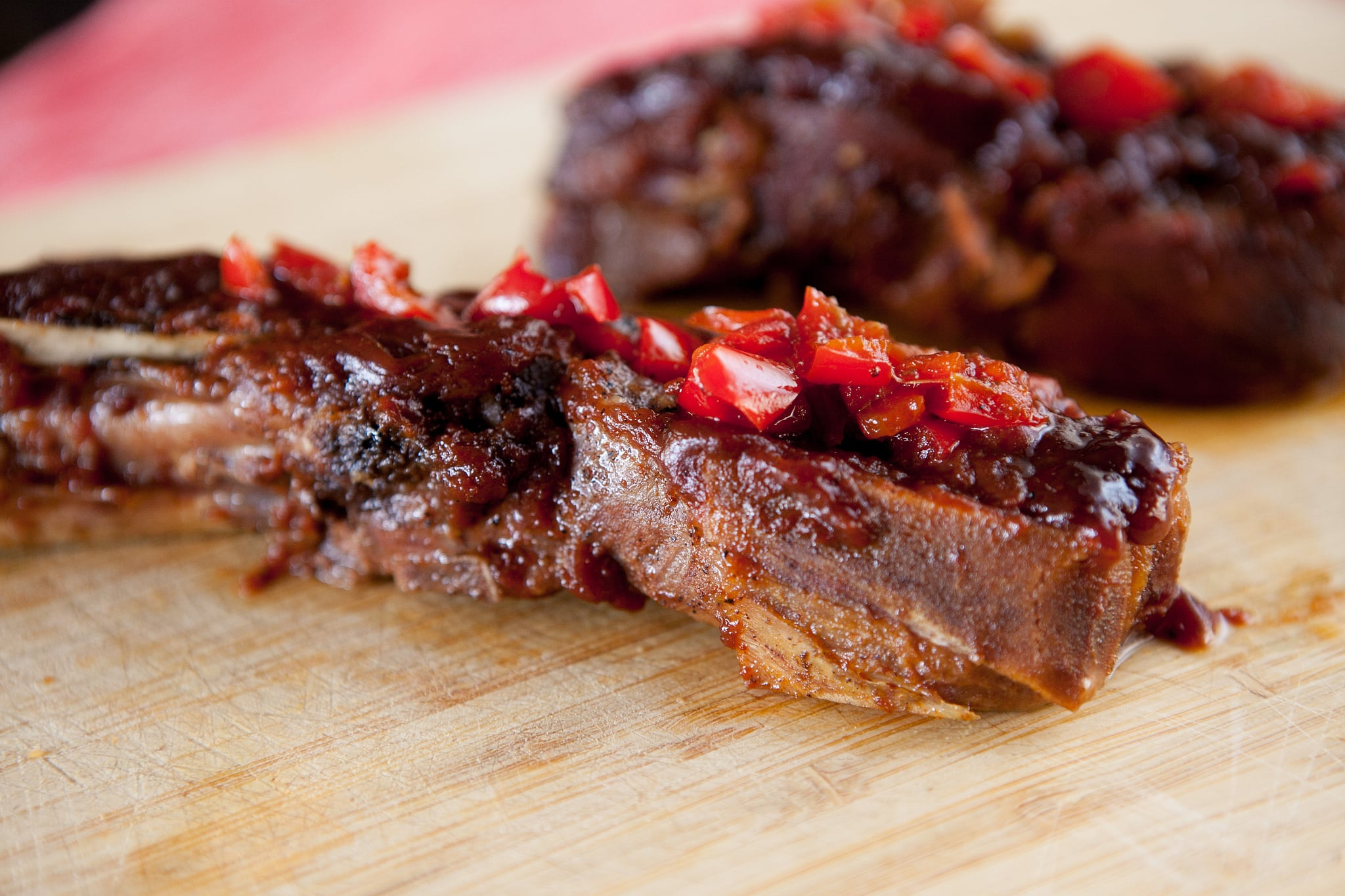 Slow Cooker BBQ Spare Ribs