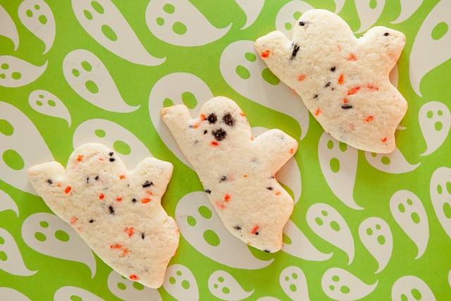 Funfetti Ghost CookiesIMG_7569