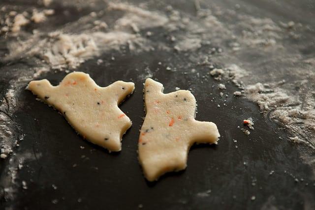 Funfetti Ghost CookiesIMG_7549