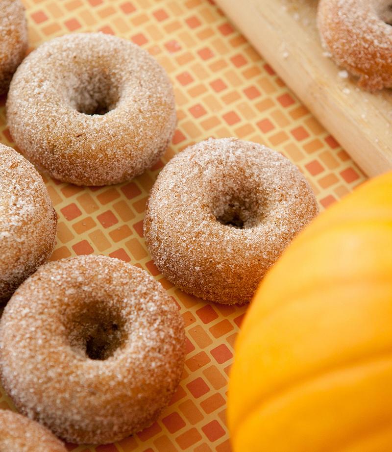 Cinnamon-Sugar-Pumpkin-Cake-Donuts