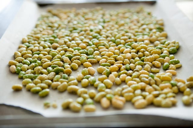 Crispy Parmesan Wasabi SoybeansIMG_7522