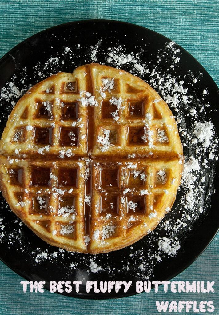 The-Best-Fluffy-Buttermilk-Waffles
