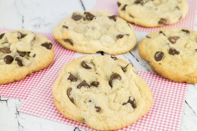 Jacques Torres Chocolate Chip Cookies Without Waiting 24 Hours