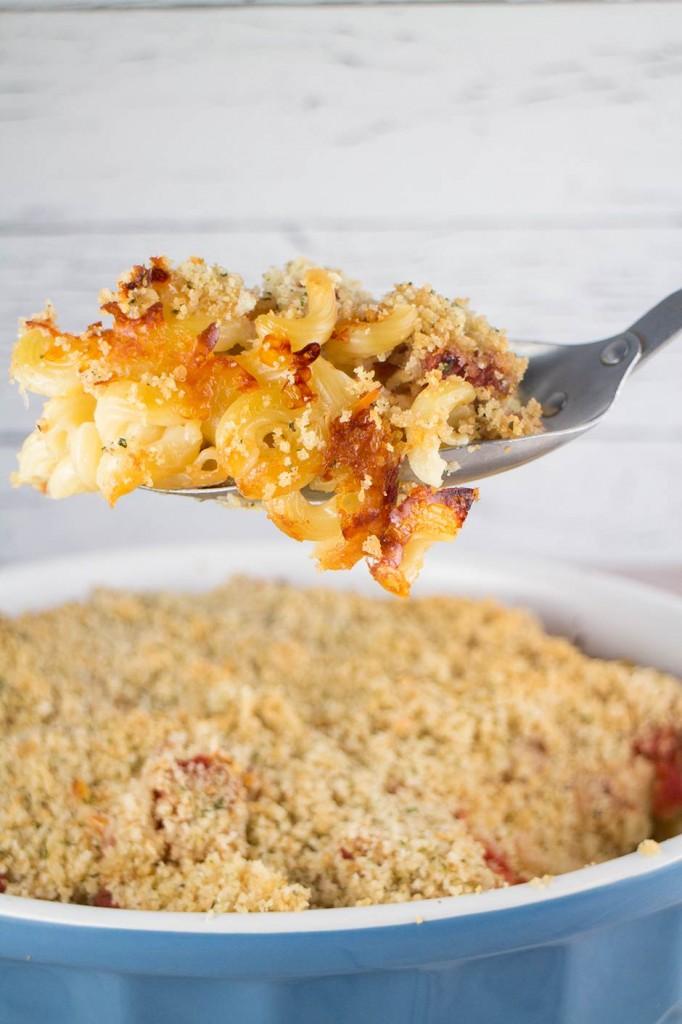 Tomato-Macaroni-and-Cheese