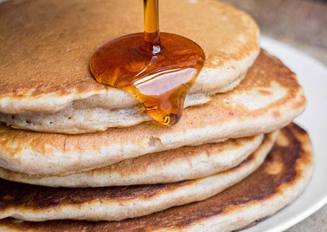 No Butter Homemade Pancakes Brooklyn Farm Girl