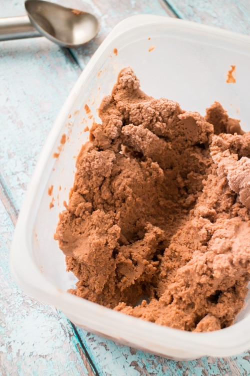 The best recipe for Chocolate Peanut Butter Ice Cream! This is some of the best ice cream I ever had in my life!