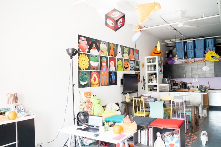 A Look Into My Office, Trying to Stay Organized_14