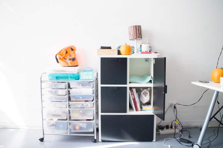 A Look Into My Office, Trying to Stay Organized_2