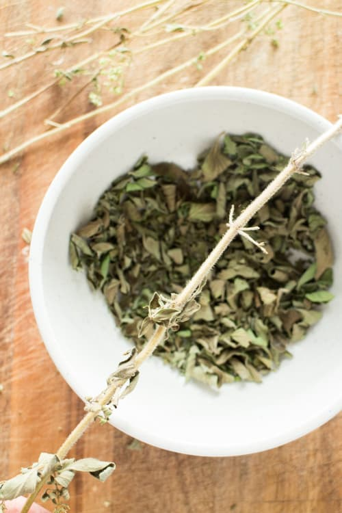 How to Dry Oregano in 1 Hour_3
