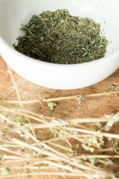 How to Dry Oregano in 1 Hour_5