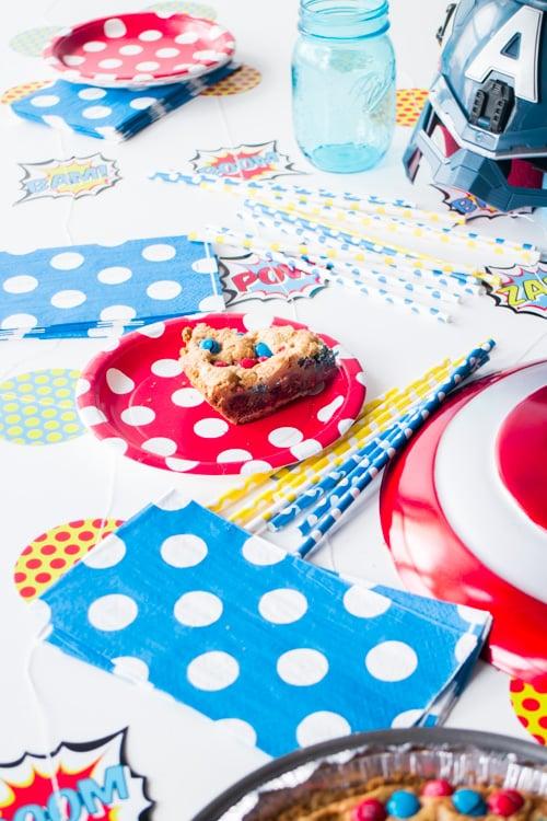 M&M's Deluxe Cookie Pie_10