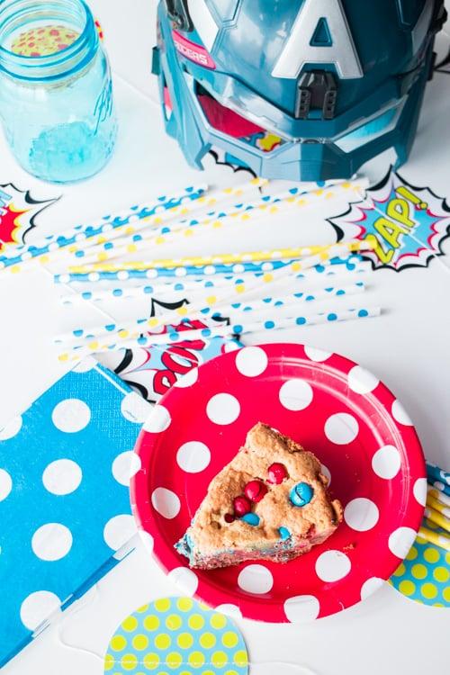 M&M's Deluxe Cookie Pie_9