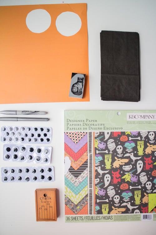 Fun Ideas for Hallowen Treat Bags