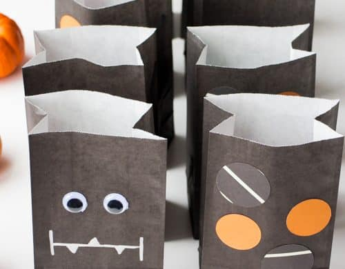 Cute Halloween Treat Bag Ideas For Kids And Adults Brooklyn Farm Girl