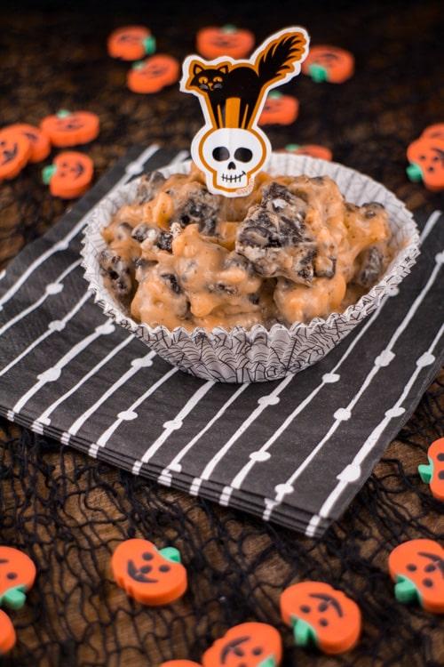 Halloween Oreo Pudding_4