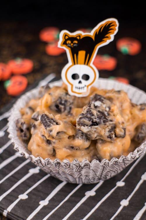 Halloween Oreo Pudding_5