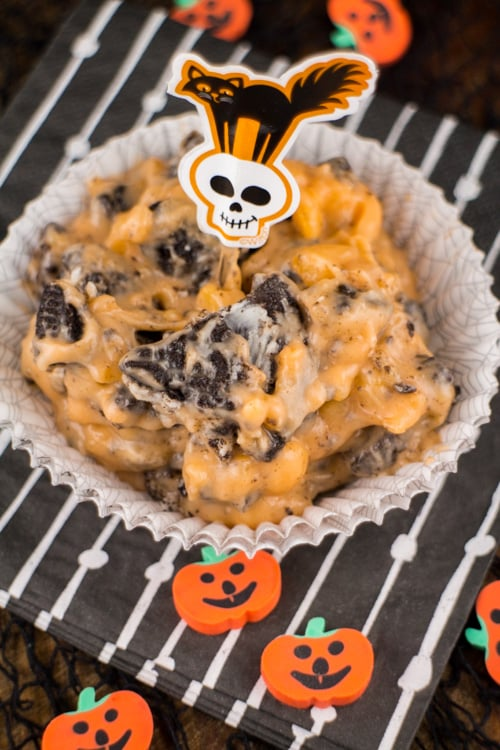 Halloween Oreo Pudding_8