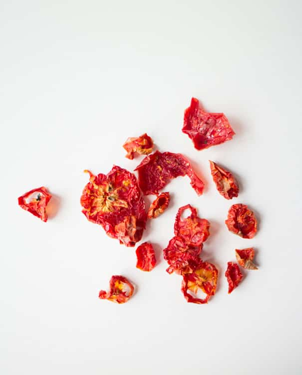 dried cherry tomatoes