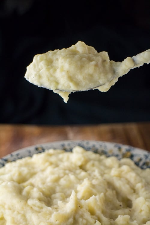 I Cant Believe Its Not Butter Creamy Mashed Potatoes_2