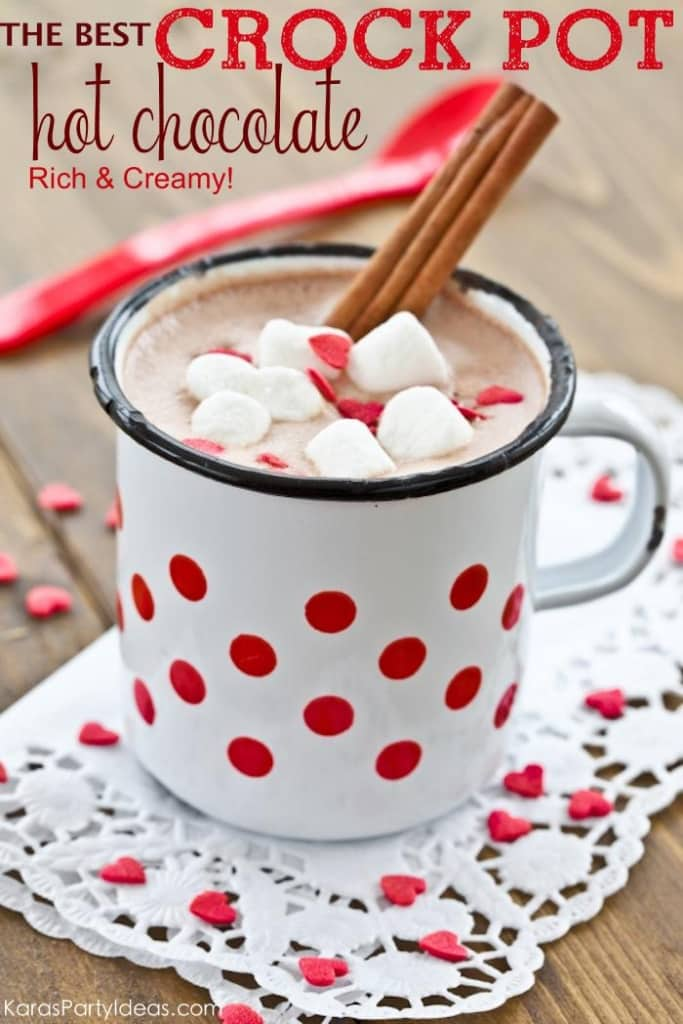THE-best-Crock-Pot-Slow-Cooker-HOT-CHOCOLATE-RECIPE-Rich-and-creamy-Via-Karas-Party-Ideas-KarasPartyIdeas.com_