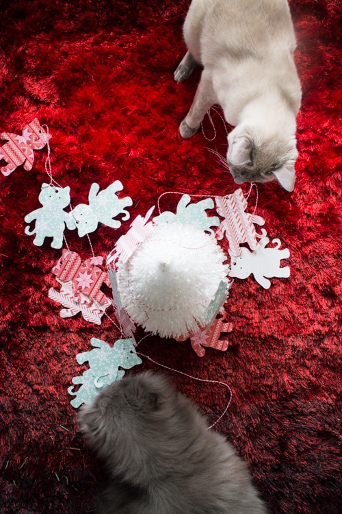 How to Make Cat Garland_1