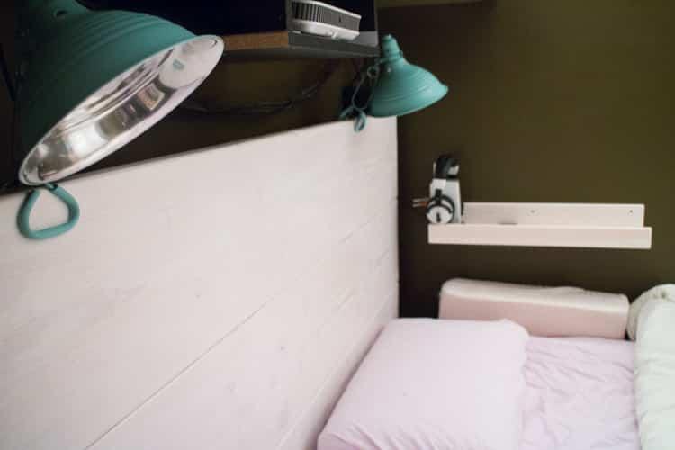 King Size Loft Bed DIY_2