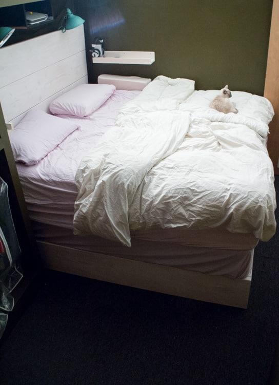 King Size Loft Bed DIY_6