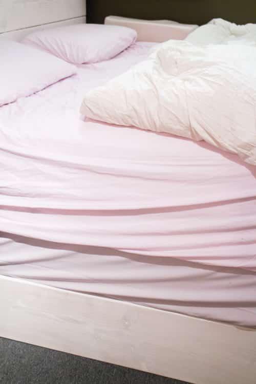 King Size Loft Bed DIY_7