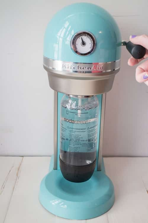 KitchenAid Sodastream Machine