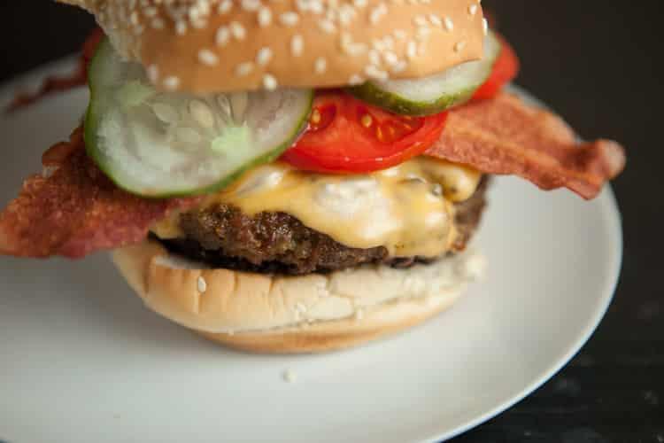 Turkey Peanut Butter Bacon Burger_1