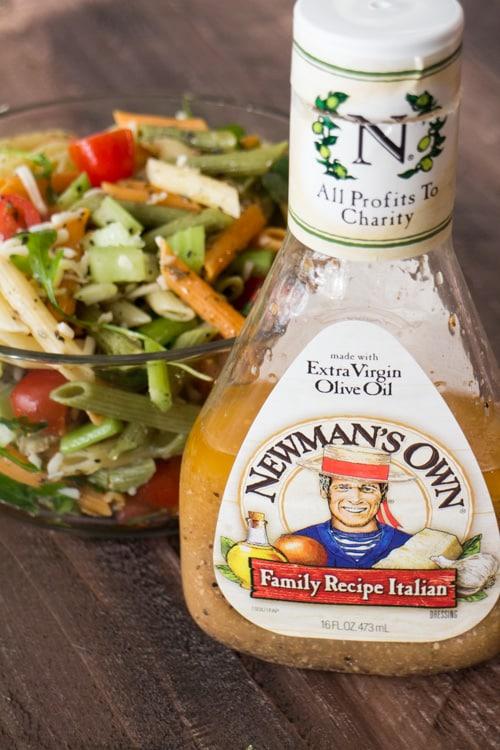 Family Recipe Italian Pasta Salad
