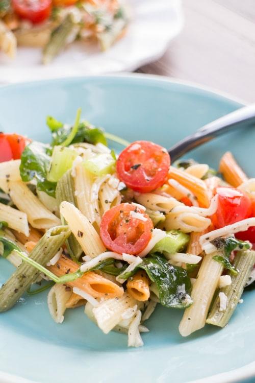 Family Recipe Italian Pasta Salad_3