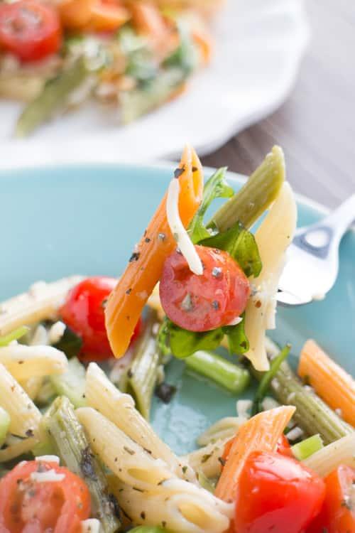 Family Recipe Italian Pasta Salad_4