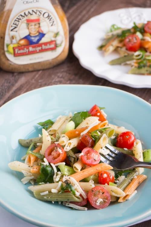 Family Recipe Italian Pasta Salad_5