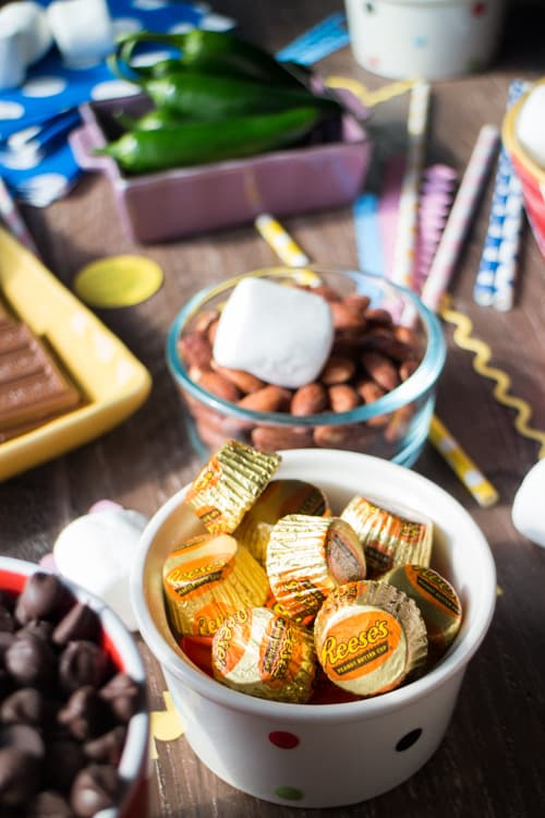 Crazy Candy Smores Indoors Microwave Recipe_11