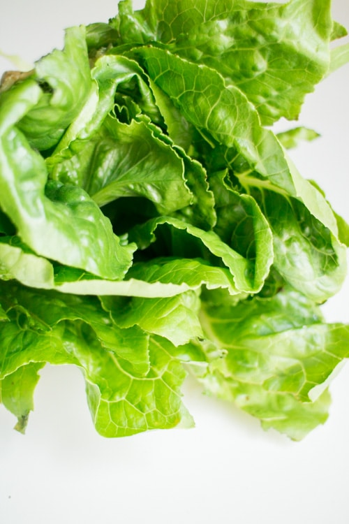 How to store lettuce to last for over a month using aluminum foil!
