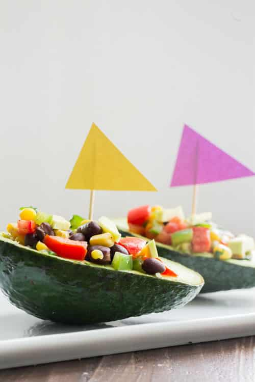 Avocado Party Appetizer