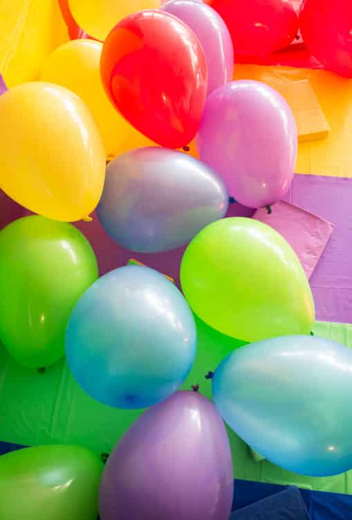 How to Throw a Inside Out Party