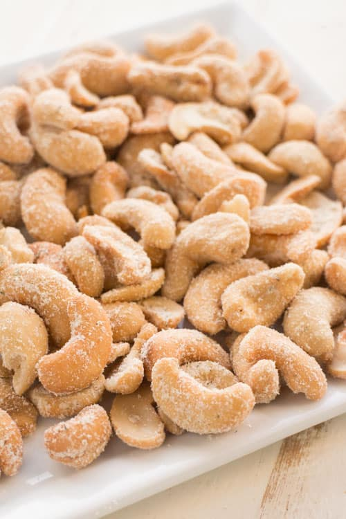 Dill Pickle Cashews